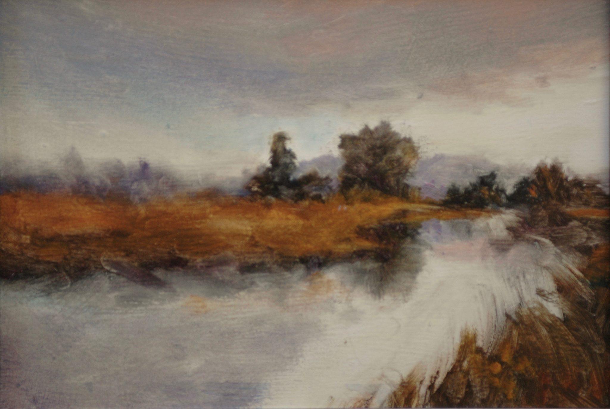whatcom landscape by artist lynn zimmerman